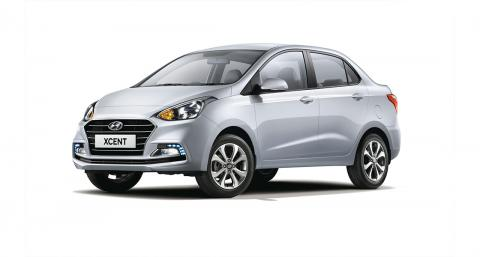 Hyundai Xcent removed from the brand's website