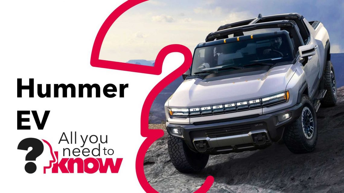 GMC Hummer Electric Truck: Everything You Need To Know