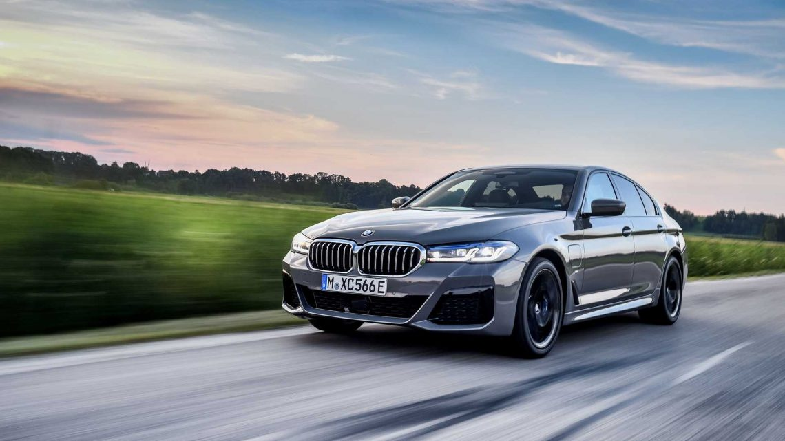 BMW Group Plug-In Electric Car Sales: Strong Growth In Q3 2020
