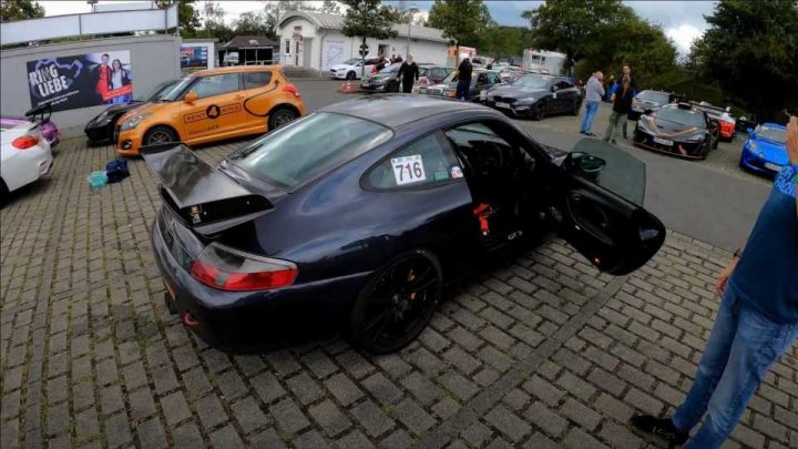 Porsche 911 GT3 Is No Garage Queen With 182,000 Miles Clocked