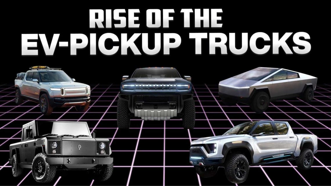 COVID-19 Pandemic Did Not Lower Enthusiasm For Electric Pickup Trucks
