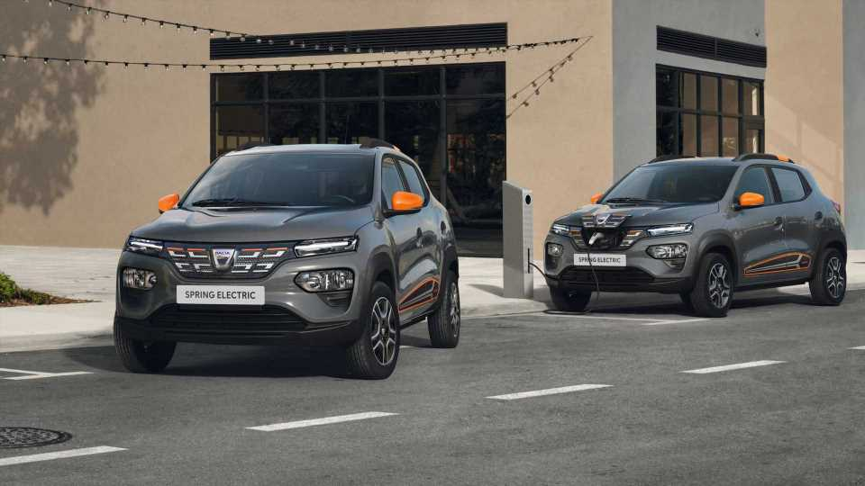Everything We Know About The Dacia Spring Electric