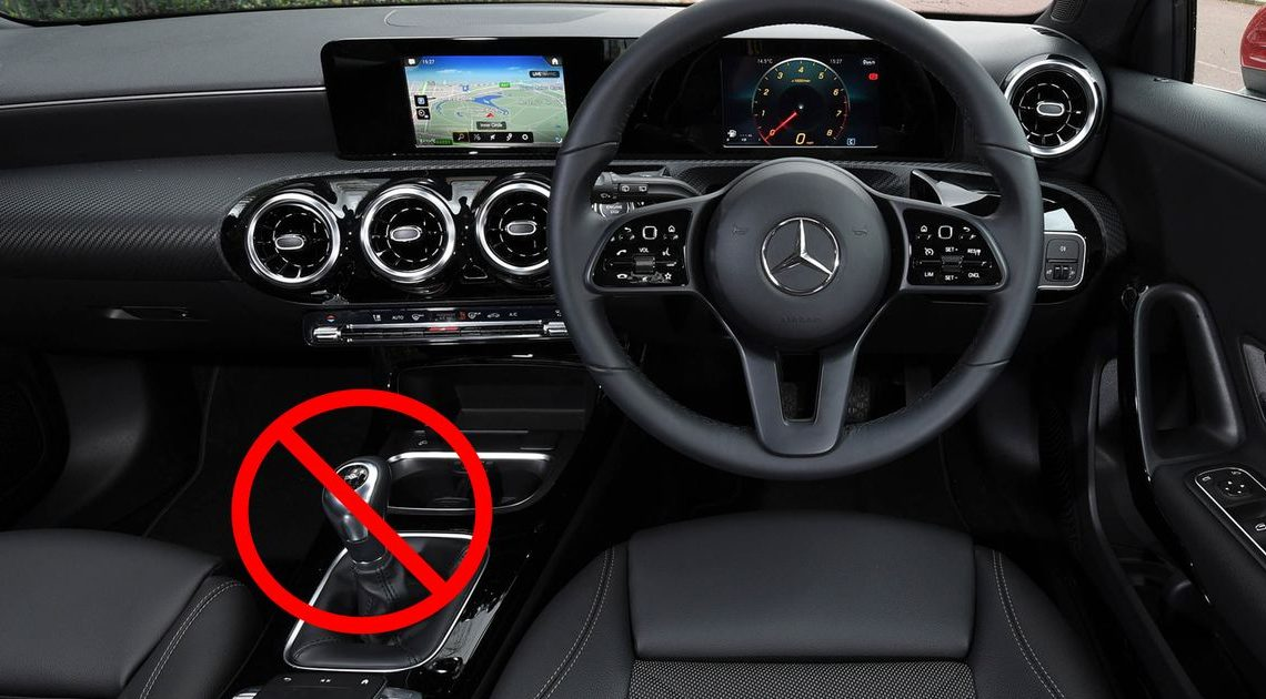 The Impending Death Of The Manual Mercedes Is Really No Big Deal