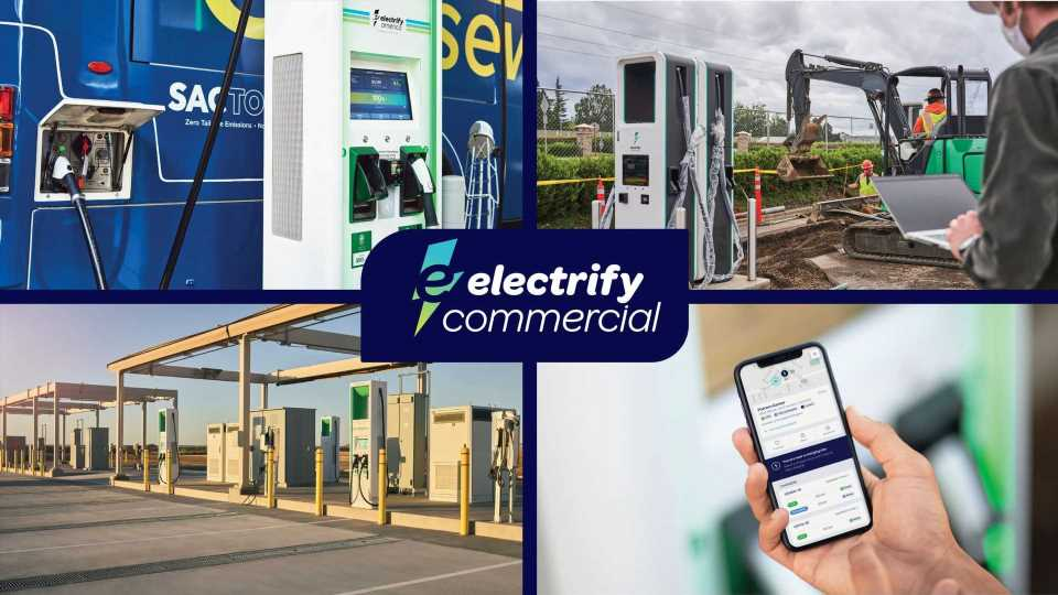 Electrify America Launches Electrify Commercial Business Unit
