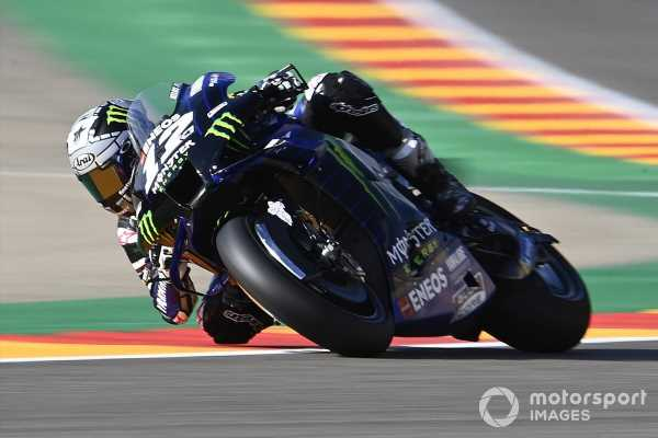 "Vinales ""not thinking about"" MotoGP championship at Aragon"