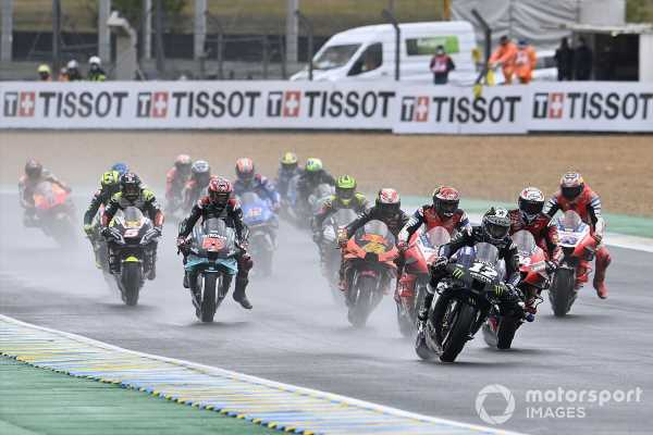 Vinales' electronics-free Le Mans start inspired by Pedrosa