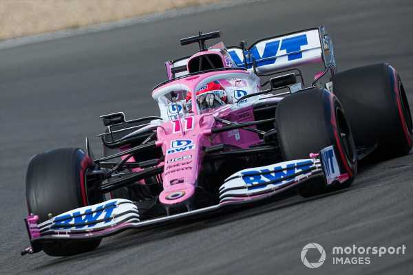 Perez says Racing Point 'messed up' qualifying strategy
