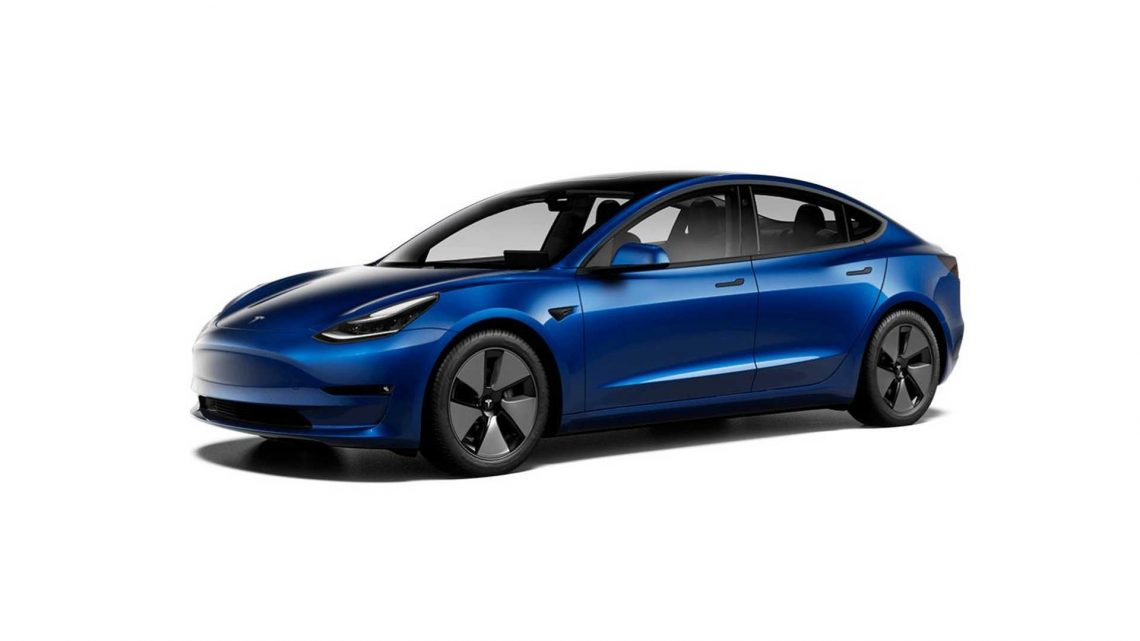 Official: Tesla Exports MIC Model 3 To Over 10 Countries In Europe