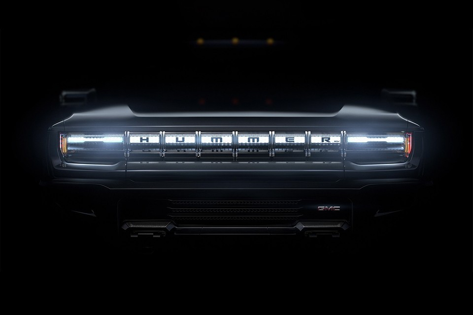 GMC Hummer Will Use Epic Games' Unreal Engine To Power Infotainment System