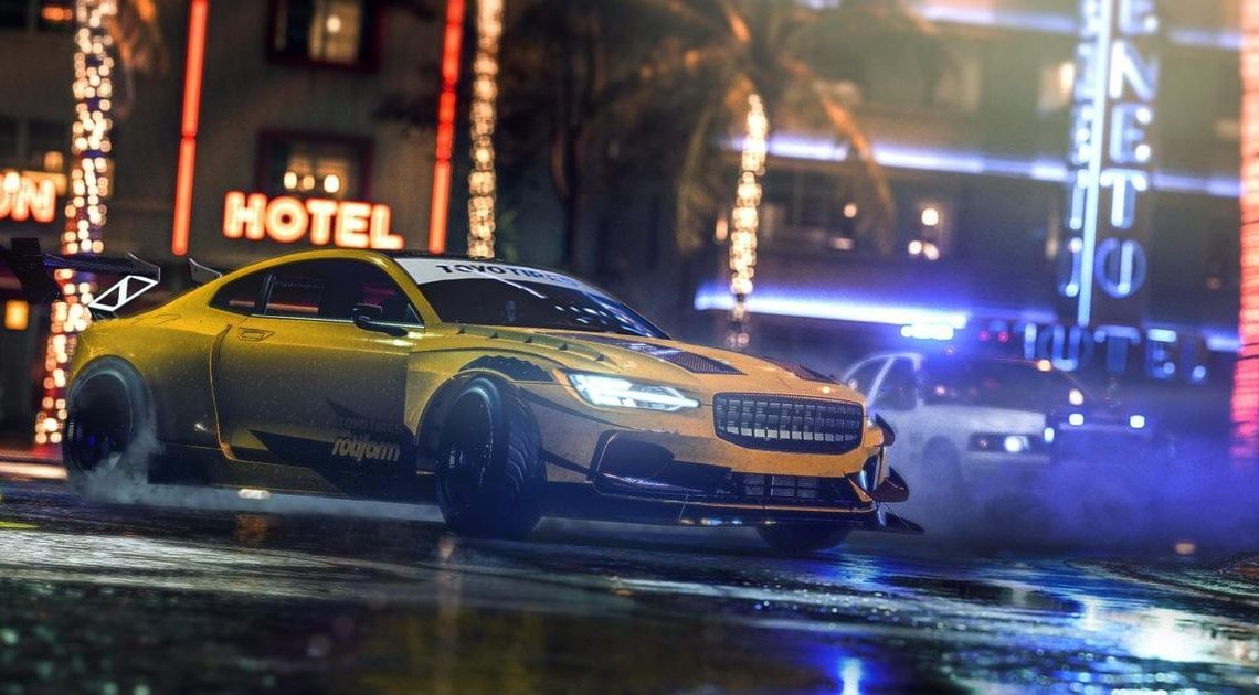Release Window Confirmed For New Need For Speed Game On Next-Gen Consoles