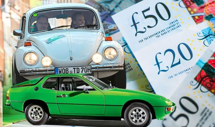 Classic cars increase in value by £20,000 over the last decade – you might own these gems