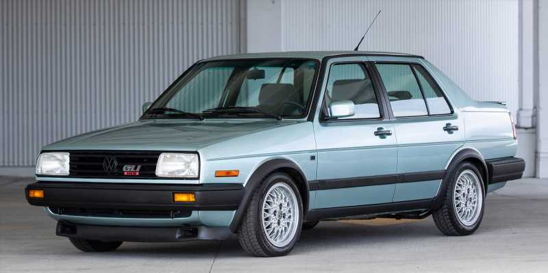 Find of the Day: This No Reserve 1990 GLI has had a $30K Restoration