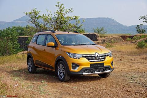 Renault Triber Turbo Petrol launch delayed