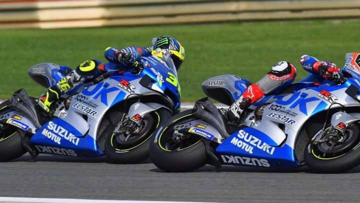 2020 MotoGP: Suzuki makes it one-two at Valencia – paultan.org