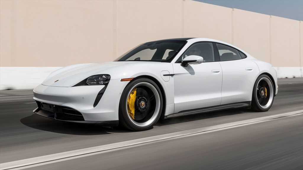 2020 Porsche Taycan Pros and Cons Review