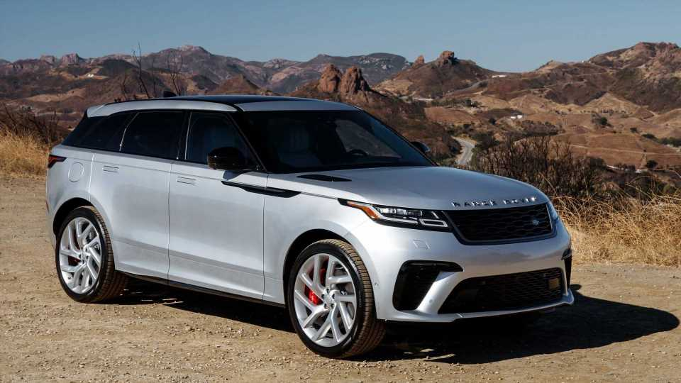 Land Rover Accuses VW Group Of Using Patented Tech, Seeks Sales Ban