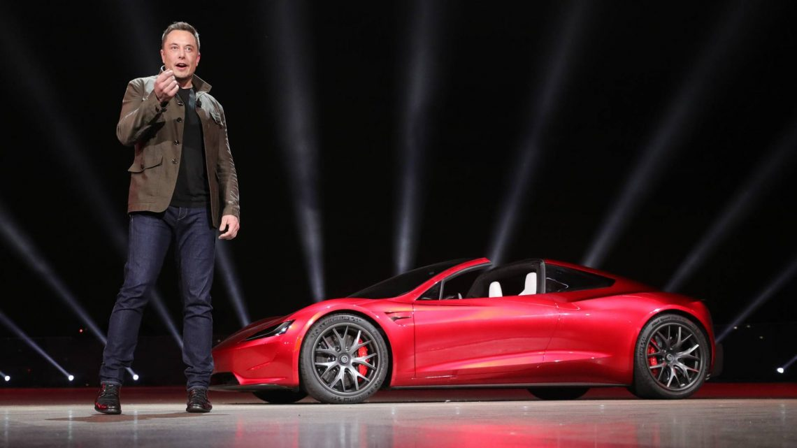 What's Elon Musk's Multifaceted 'Master Plan' For Tesla?