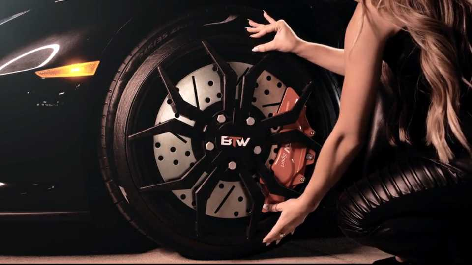 Move Over Fake Wheels, Phony Brakes Are In