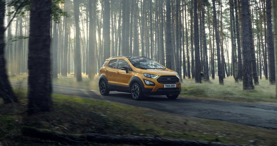 2021 Ford EcoSport Active, the rugged version debuts – paultan.org