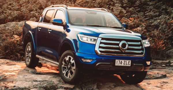 2021 GWM Cannon launched in Australia – better specs, safety than Hilux & Ranger, but much cheaper! – paultan.org