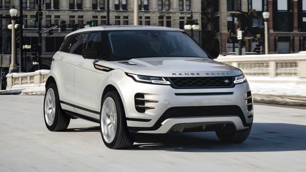 2021 Range Rover Evoque First Look: Chic SUV Gets Techier