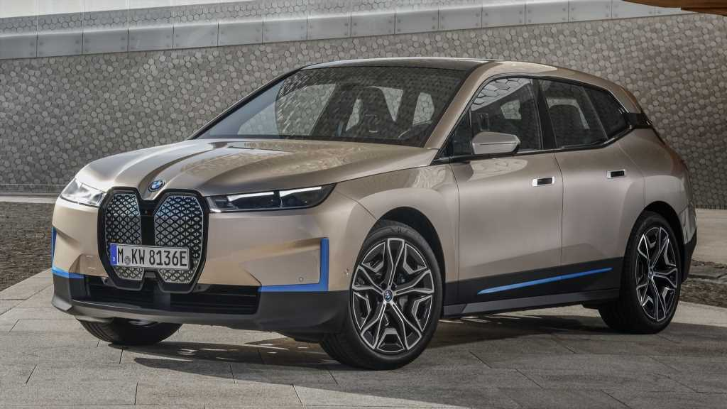 2022 BMW iX First Look: Bavaria's EV SUV Challenger Enters the Arena