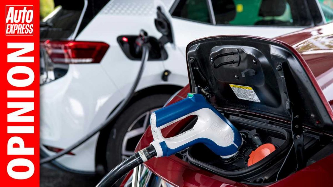 'Power outages do nothing to inspire confidence in would-be EV buyers'