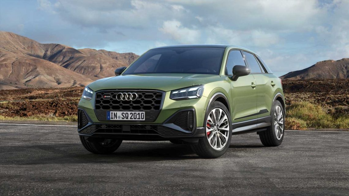 Facelifted Audi SQ2 launched with fresh styling and new tech