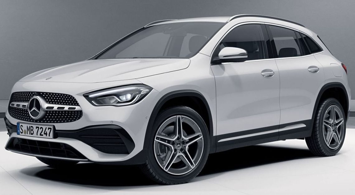 H247 Mercedes-Benz GLA 200 AMG Dynamic launched in Thailand – 1.33L turbo engine; priced from RM328k – paultan.org