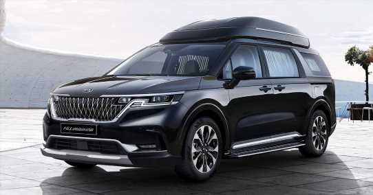 Kia Carnival Hi Limousine debuts in Korea – high-roofed MPV with more headroom; priced from RM225k – paultan.org