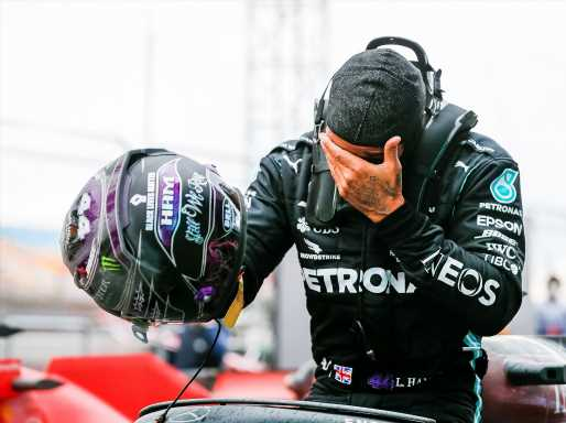 Lewis Hamilton 'switched off' after title-sealing win | F1 News by PlanetF1