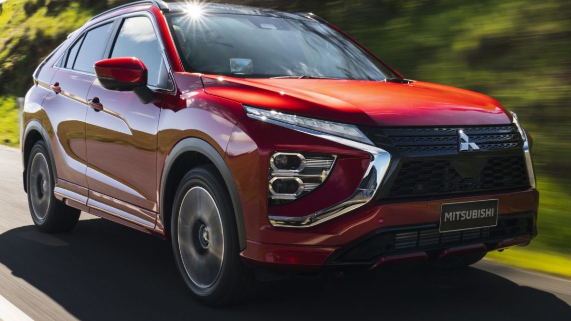 Mitsubishi Eclipse Cross facelift detailed in Australia – new looks, larger touchscreen, bigger boot space – paultan.org