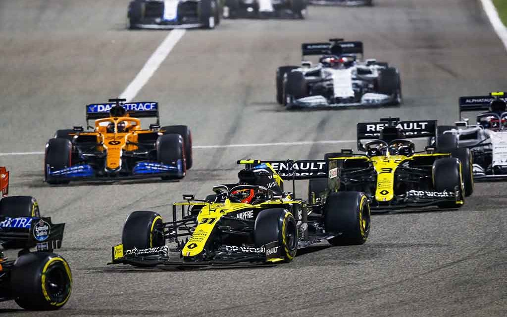 Renault played silly game with drivers in Bahrain   F1 News by PlanetF1