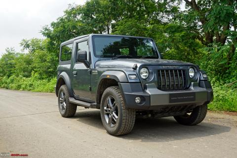 Mahindra to deliver 1,000 Thars during Diwali festive period