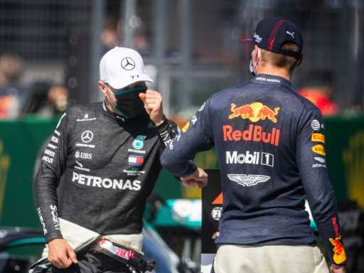 Beating Valtteri Bottas means little to Max Verstappen   F1 News by PlanetF1