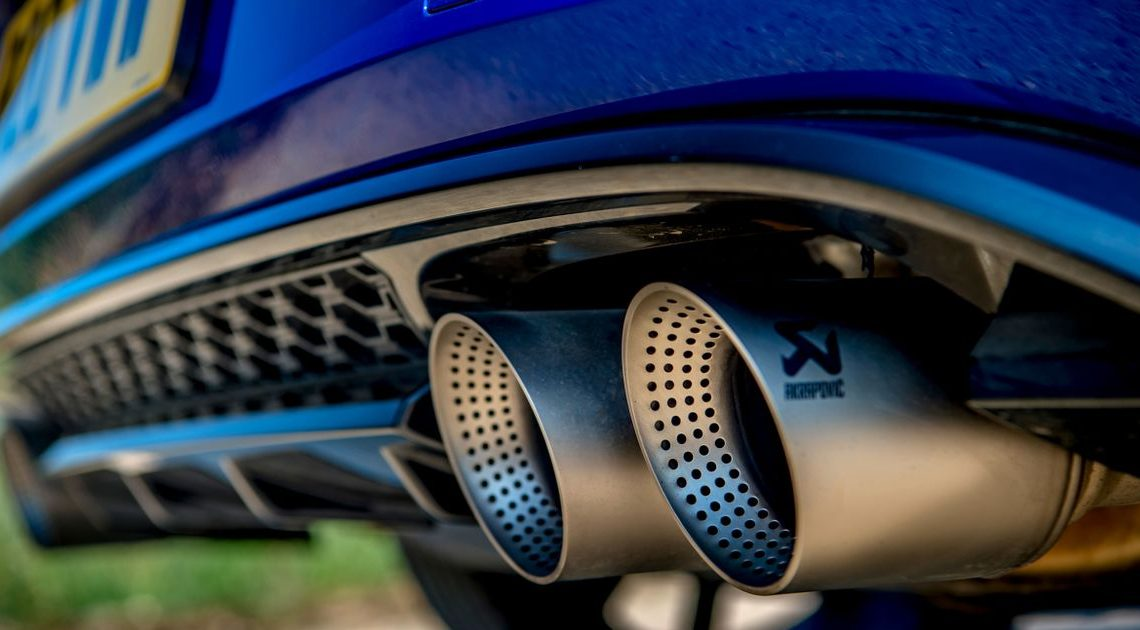 UK Will Bring Forward Ban Of New Petrol And Diesel Cars To 2030