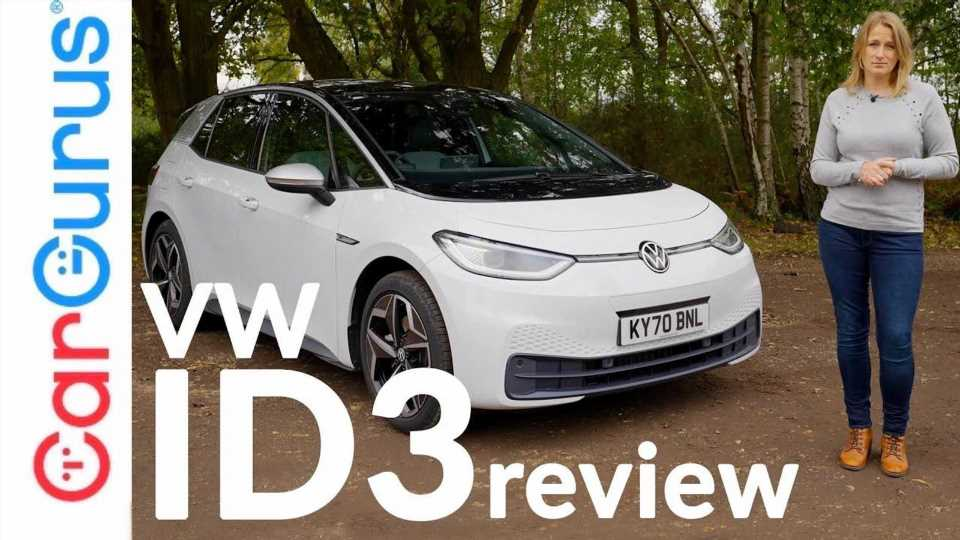 Volkswagen ID.3 Test Drive Review: Is It The Most Important EV Of 2020?