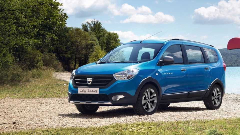 Dacia To Replace Lodgy With 7-Seat Hybrid SUV