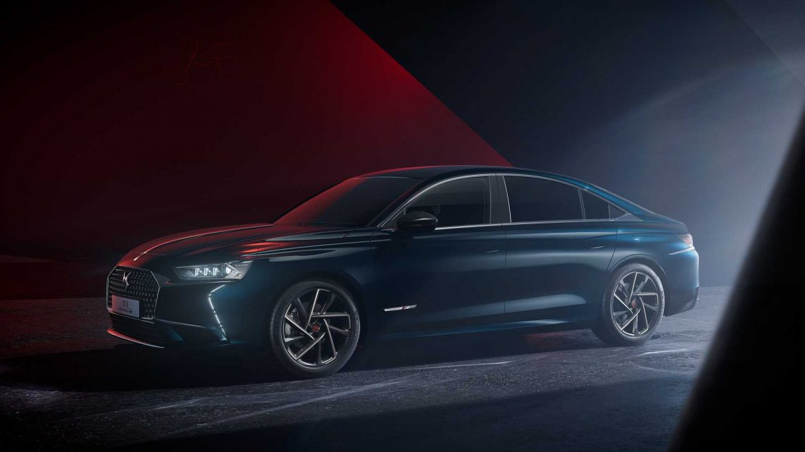 DS Automobiles To Exclusively Offer Plug-In Models By 2025