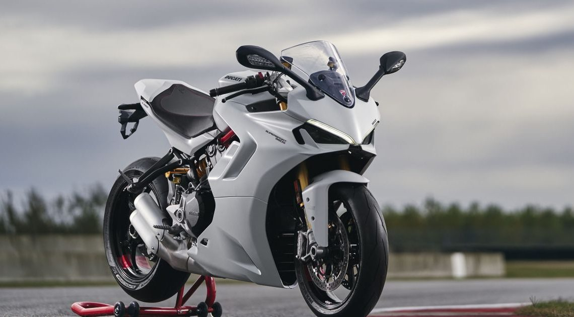 The Ducati SuperSport 950 Now Has An Angry Panigale Face