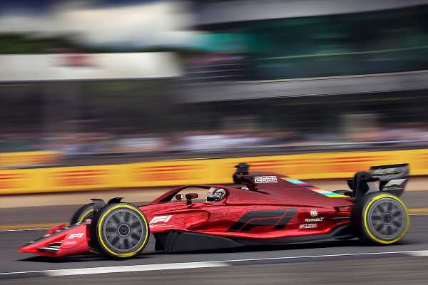 DRS will be 'necessary' but 'less influential' in F1 2022 – Key