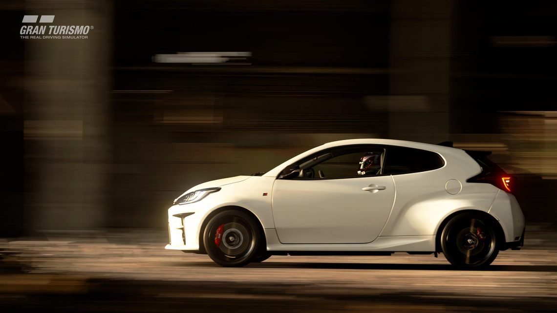 Win a PlayStation 5 With Gran Turismo Sport's New Toyota GR Yaris