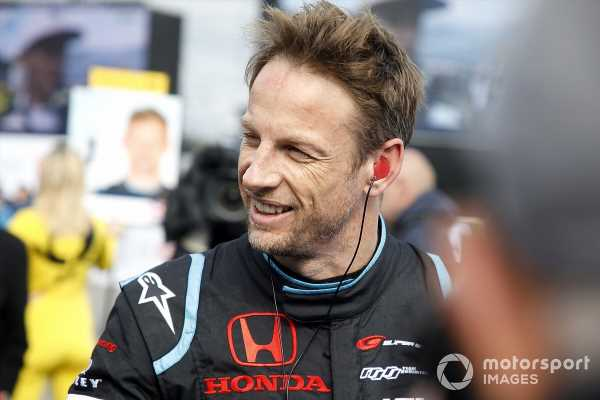 Why Jenson Button's motorsport journey is far from over