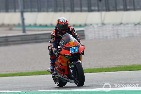 Valencia Moto2: Martin wins, Bastianini extends points lead