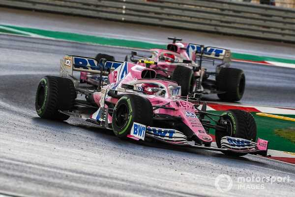 Perez: No team orders at Racing Point when leading in Turkey