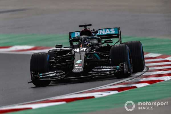 Turkish GP: Hamilton wins to secure seventh F1 title