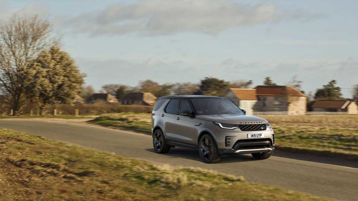 The 2021 Land Rover Discovery Sees Subtle Changes