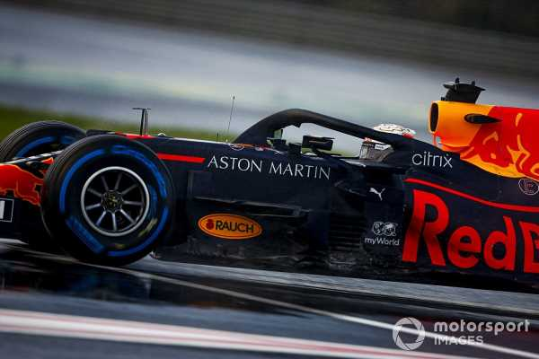 Verstappen 'so upset' to miss out on Turkish GP pole