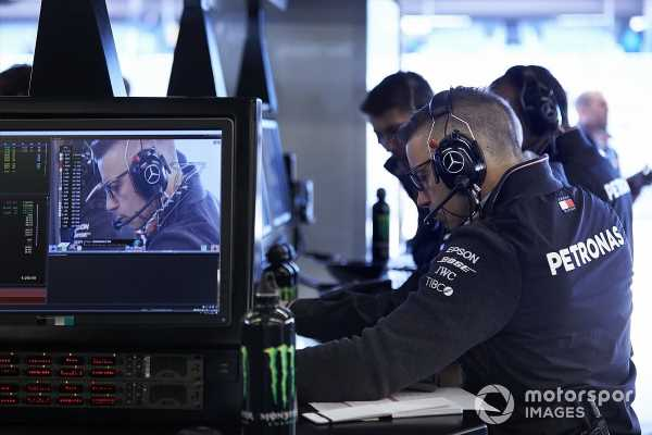 F1 staff will find remote working 'phenomenally difficult'