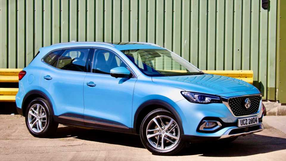 MG Brand Returns To Ireland With Plug-In Only Lineup